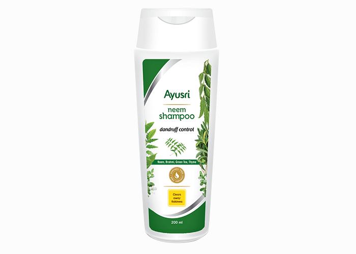 Аюрведический-Шампунь Аюшри-для-волос дерево-Ним-200мл