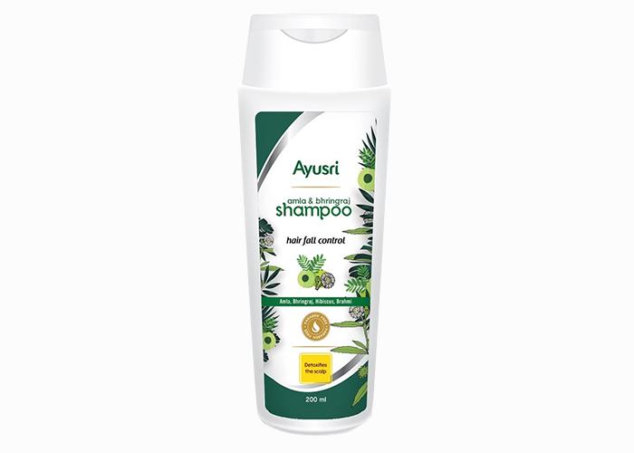 Аюрведический-Шампунь-против-выпадения-волос-Амла-Бринградж-Аюшри-200мл