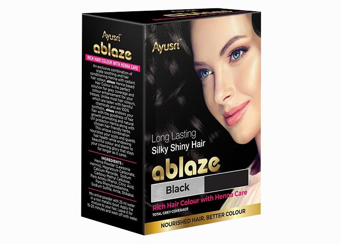 Черная-хна-для-волос-Аюшри-6-пакетиков-по-10г